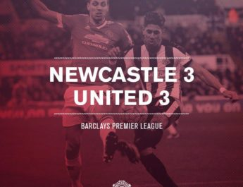 Newcastle 3-3 Man Utd : Tiếc nhưng không tức